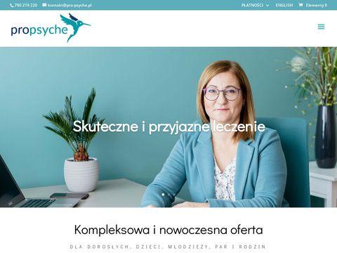Terapia par - Bydgoszcz - Propsyche