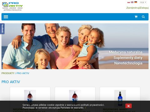Proaktiv.pl Naturalne suplementy