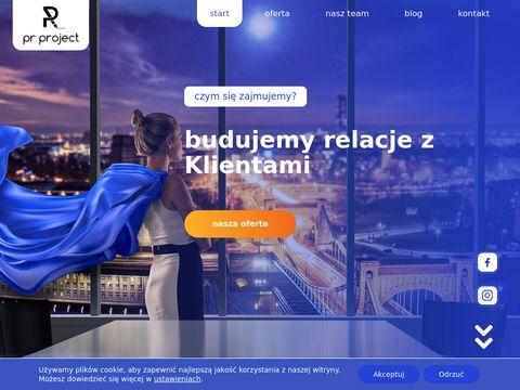 Public Relations - project-pr.pl