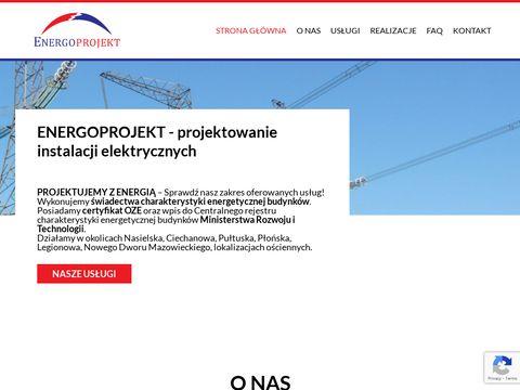 elektryk z uprawnieniami nasielsk