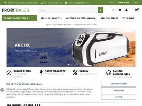 Protrailer24.com - wyciÄ…garki hydrauliczne