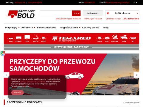 Przyczepybold.pl