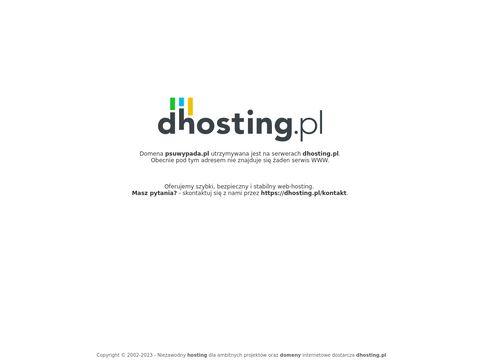 Strzy偶enie ps贸w - psuwypada.pl