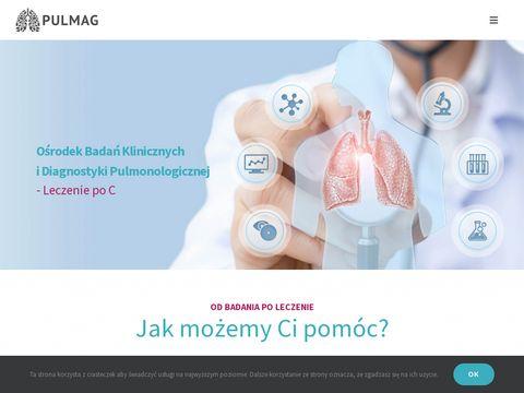 Poradnia pocovidowa Sosnowiec - Pulmag