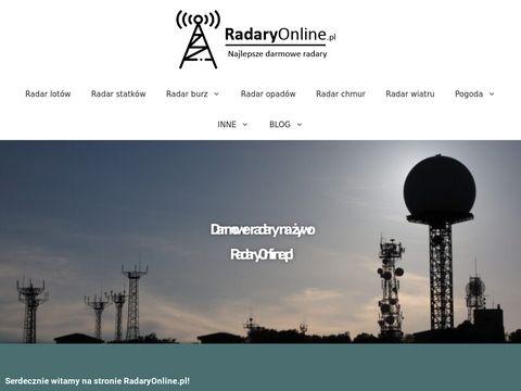 RadaryOnline.pl - Najlepsze radary w Polsce
