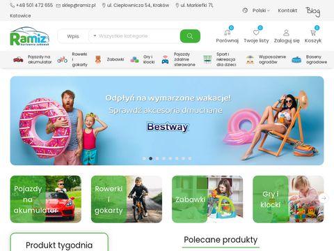 Ramiz.pl 鈥� dystrybutor i producent zabawek
