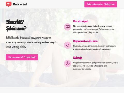 RandkiwSieci - Najlepsze portale randkowe