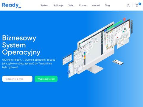 """Ready_â""""¢ Twoje cyfrowe biuro - eDokumenty sp. z o.o."""