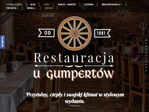 Restauracja Puszczykowo | Restauracja Mosina | https://restauracjaugumpertow.pl/