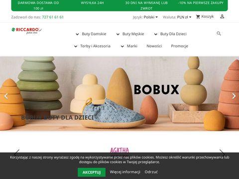Moda damska i m臋ska online   Riccardo.pl
