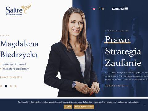 Doradztwo prawne - salirekancelaria.pl