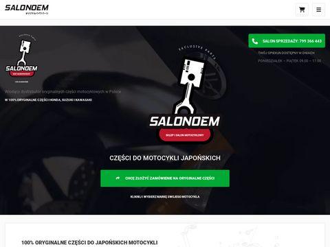 Części do motocykli | Salon OEM