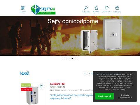 Sejfy antyw艂amaniowe - sejfy.online
