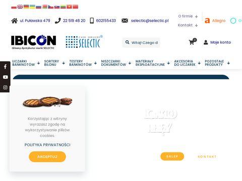 Selectic urzÄ…dzenia bankowo-biurowe