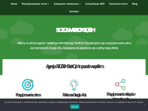 Agencja SEO SeoKO.pl - Skuteczny marketing internetowy