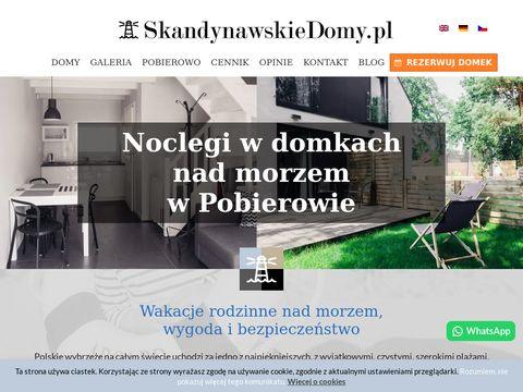 Skandynawskie Domy - Domki Nad Morzem