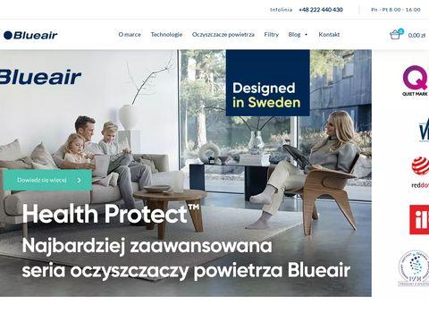 Oczyszczacz powietrza - sklep.fore.pl