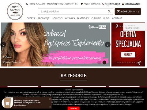 Sklep.mlynoliwski.pl naturalne witaminy