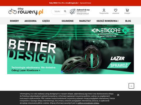 Internetowy sklep rowerowy - sklep.rowery.pl