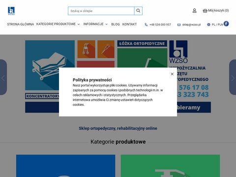 Sklep internetowy WZSO