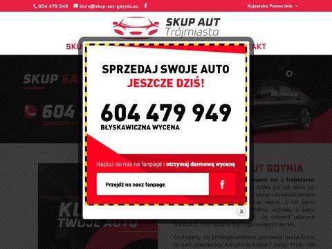 Nasz skup aut Gdynia odkupi twoje auto!