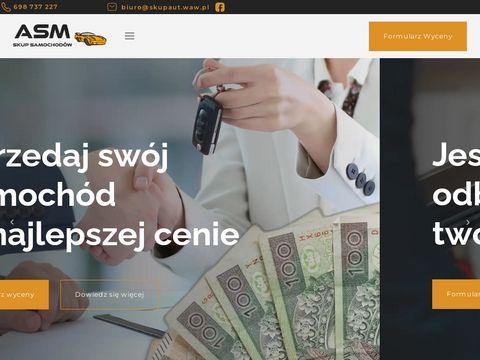 Skup aut Warszawa - Najlepszy Warszawski skup | Skupaut.waw.pl