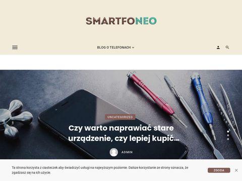 Smartfoneo.pl - etui i pokrowce do takich marek telefonów, jak Iphone, Samsung, LG