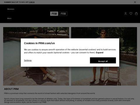 Sneaker online store - sneakerstudio.com