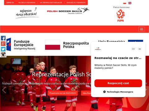 Polish Soccer Skills - Najlepsze obozy piłkarskie