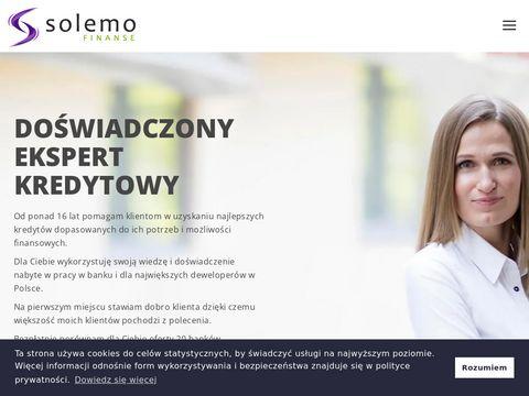 Solemo - Doradca kredytowy i finansowy