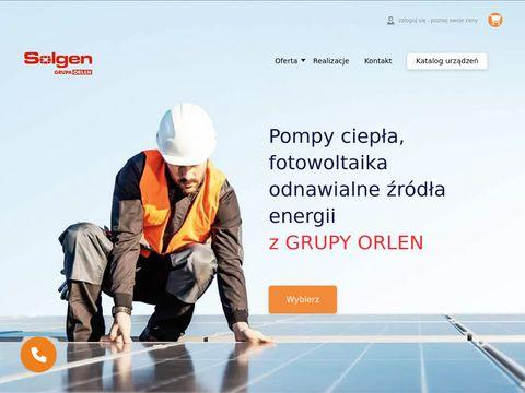 Solgen.pl - instalacje fotowoltaiczne