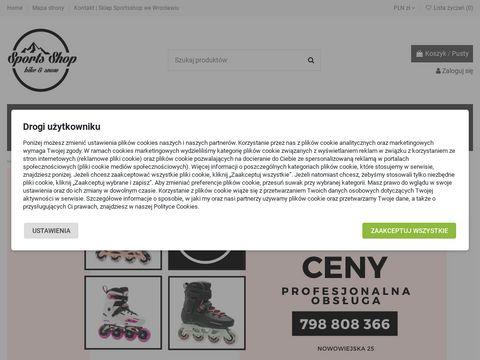 Sklep narciarski i snowboardowy online - SportsShop