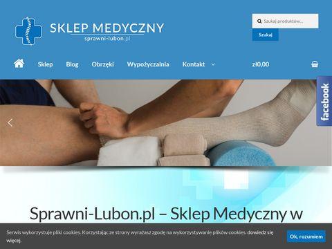Protezy piersiowe sklep internetowy - sprawni-lubon.pl