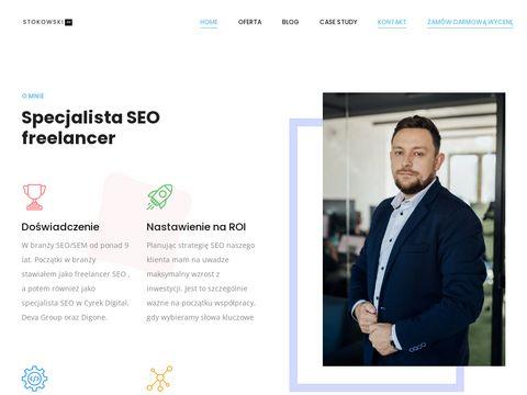 Stokowski.eu - pozycjonowanie stron internetowych