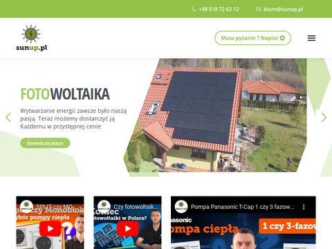 Fotowoltaika sunup.pl