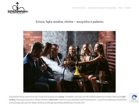 Wszystko o paleniu sziszy - Sziszownik.pl