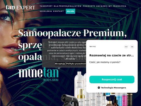 Kabina do opalania natryskowego - tanexpert.pl