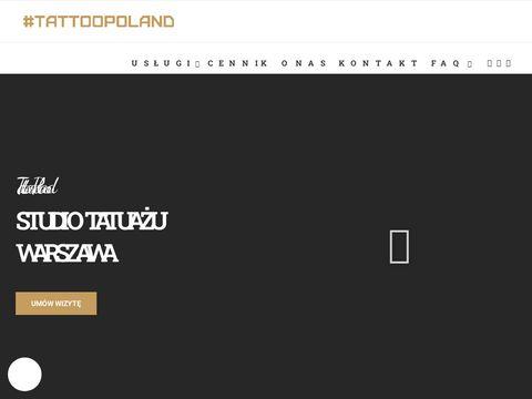 Tatuaże warszawa - tattoopoland.com