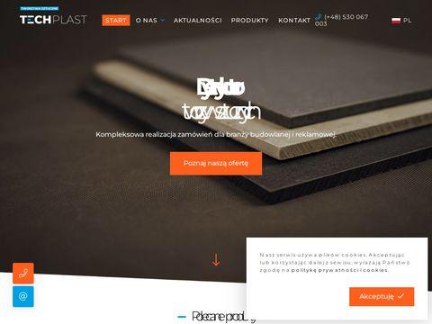 Dystrybutor tworzyw sztucznych Techplast