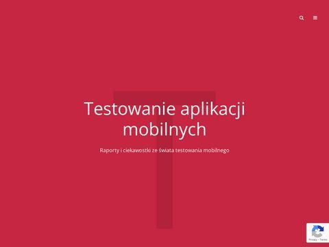 Testowanie aplikacji Piotr Wicherski