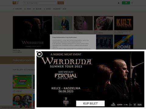 TicketClub.pl - bilety online