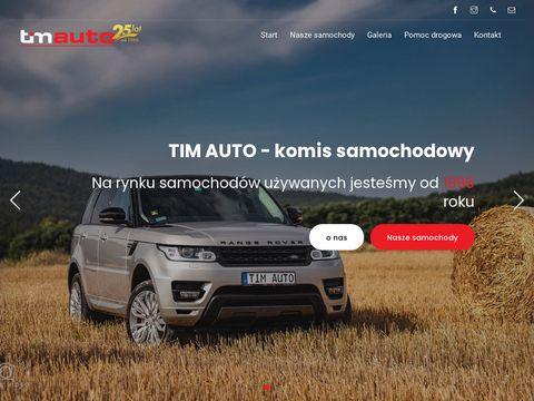 Tim Auto - komis i skup samochodów używanych
