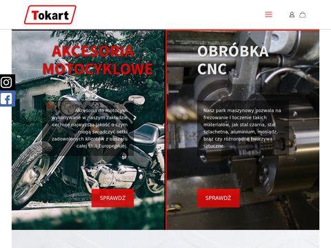 Tokart - Akcesoria motocyklowe, Sakwy motocyklowe, Torby motocyklowe,