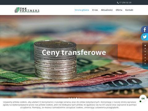 Biuro Rachunkowe Rzeszów - Tax Partners