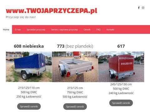 Twojaprzyczepa.pl