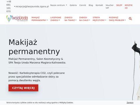 Makijaż Permanentny, Salon Kosmetyczny SPA Twoja Uroda Zielona Góra
