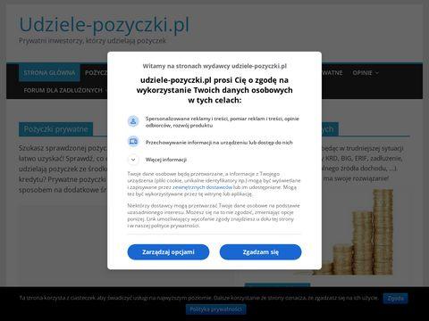 Udziele-pozyczki.pl