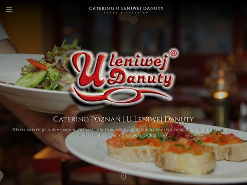 Catering Poznań   U Leniwej Danuty