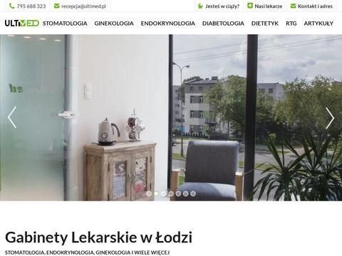 Dentysta 艁贸d藕 - ultimed.com.pl