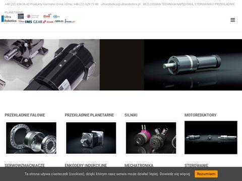 Polski producent silników elektrycznych - ultrarobotics.pl